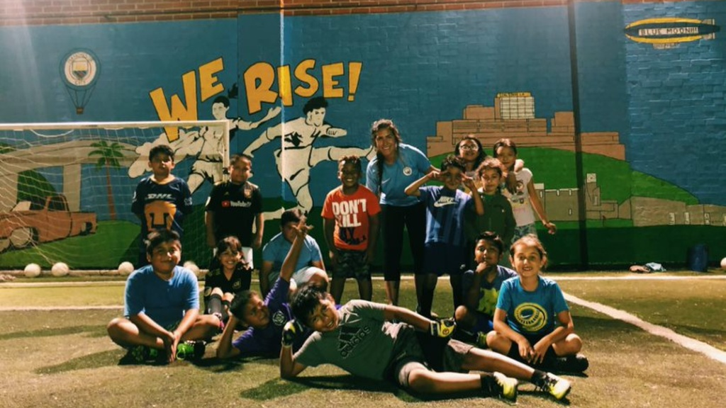How Man City's US Young Leaders took the 2020 Virtual Summit back to their communities