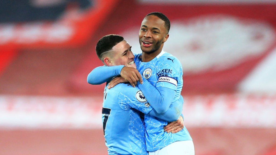 Survey reveals Sterling, Foden and Bronze among biggest sporting role models