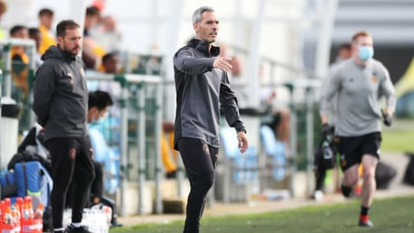 Vicens: Title race a great experience for Under-18s