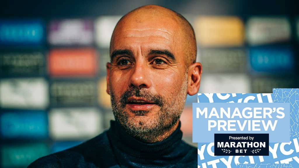 Guardiola: City won't be deflected by outside title talk