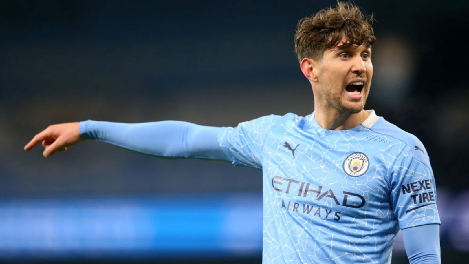 Stones: It's a love-love thing with the City fans and I!