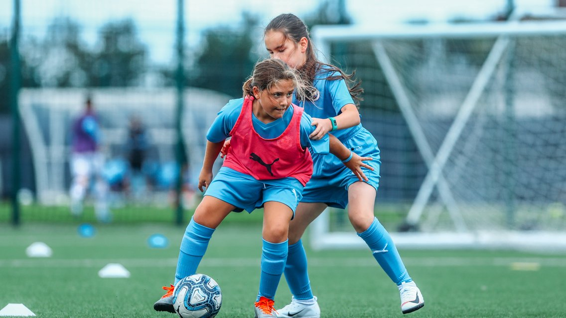 Manchester City launches new Young Player Development Program