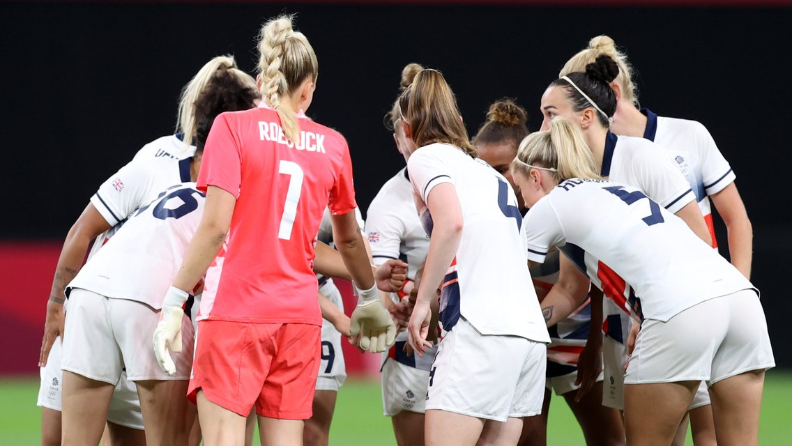 Olimpiade: Britania Raya Dan Kanada di Posisi Teratas Grup