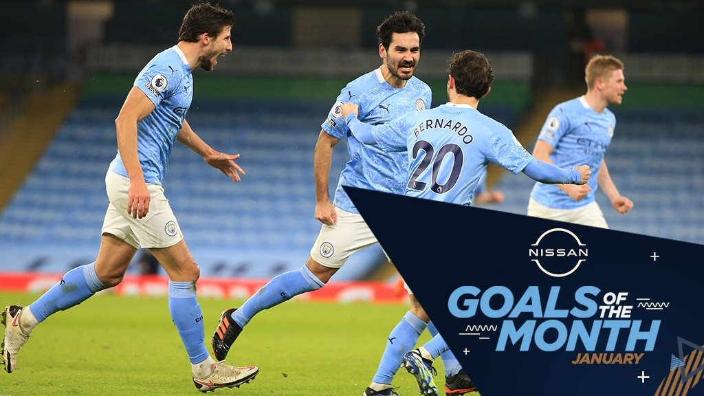 Nissan Goal of the Month: January nominations