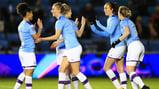 BONNY BONNER: Gemma Bonner netted her sixth goal of the season against Bristol City