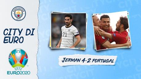 Gundogan Mengklaim Kemenangan di Ajang Euro 2020 Atas Dias dan Bernardo