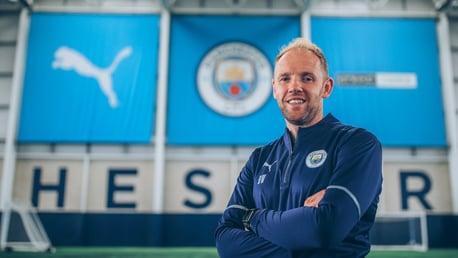Wilkinson Semangat Hadapi Tantangan Sebagai Pelatih U18 City