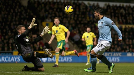 Classic highlights: Norwich 3-4 City