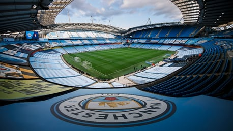 Provisional plans to welcome supporters back to the Etihad Stadium