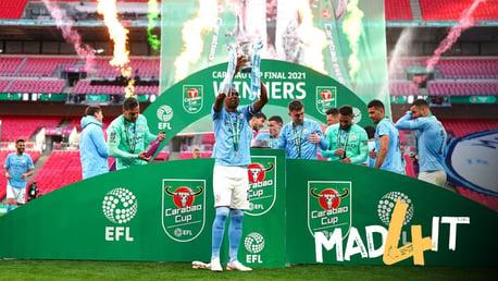 Keajaiban Wembley: Merayakan Delapan Kemenangan Piala Liga City