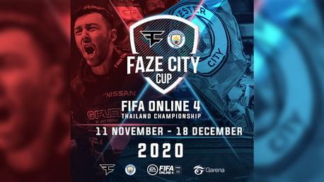 ระเบิดศึก ฟีฟ่าออนไลน์ 4 กับรายการ FaZe City Cup 2020