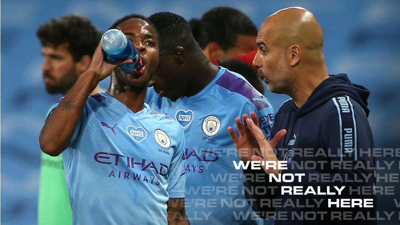 Guardiola: I'm proud of Raheem Sterling