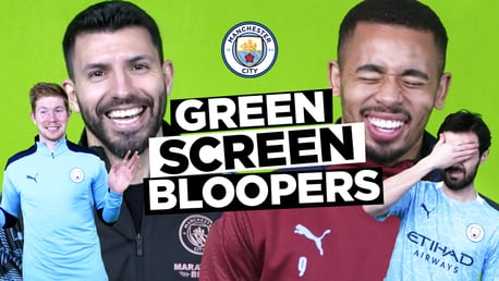 Green Screen Bloopers: When things don't quite go right!