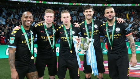 City learn Carabao Cup third round opponents