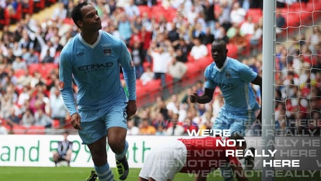 Goater and Lescott on We're Not Really Here for Manchester derby