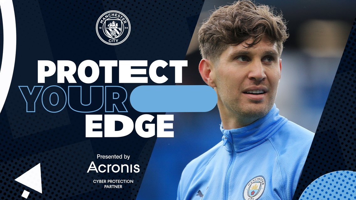 Acronis | Protect Your Edge: City di 2020/21
