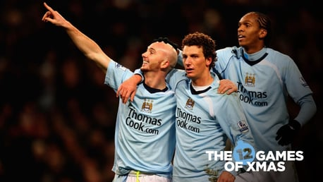 The 12 Games of Christmas: Ireland stars as City destroy Hull