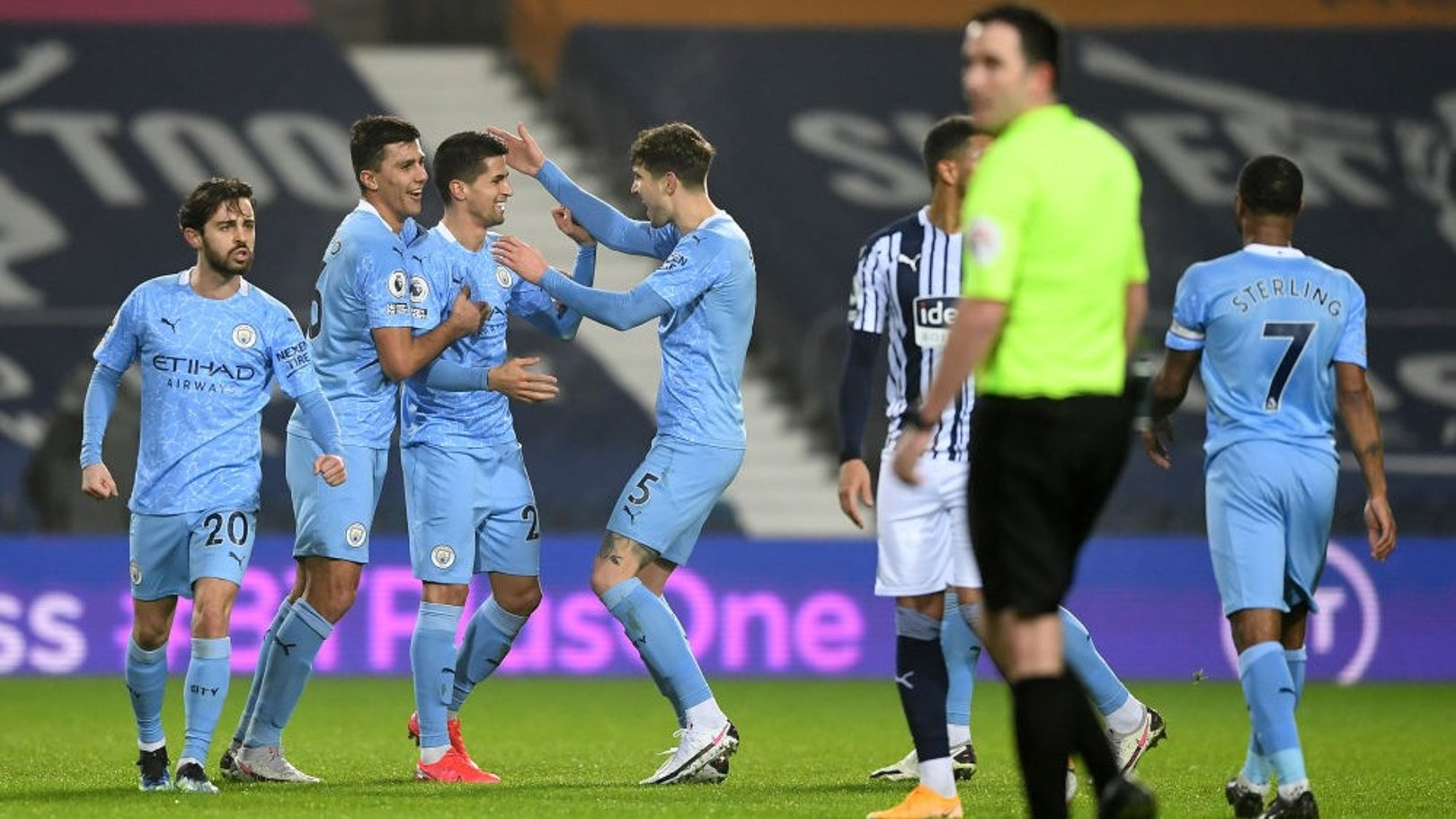 Stones and Cancelo return as City make five changes for Burnley trip