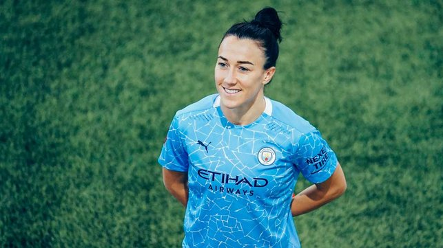 THE WORLD'S BEST:  : The new FIFA Women's Player of the Year!