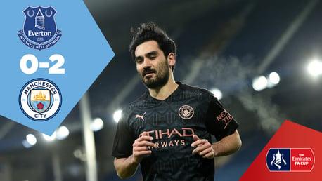 Everton 0-2 City: Full Match Replay