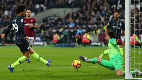West Ham v City: Sold Out
