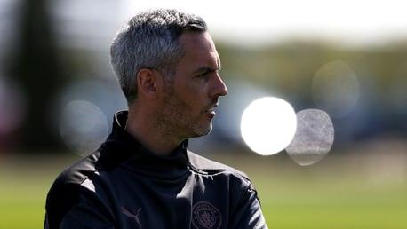 Vicens praises 'mature' Under-18s after Burnley win