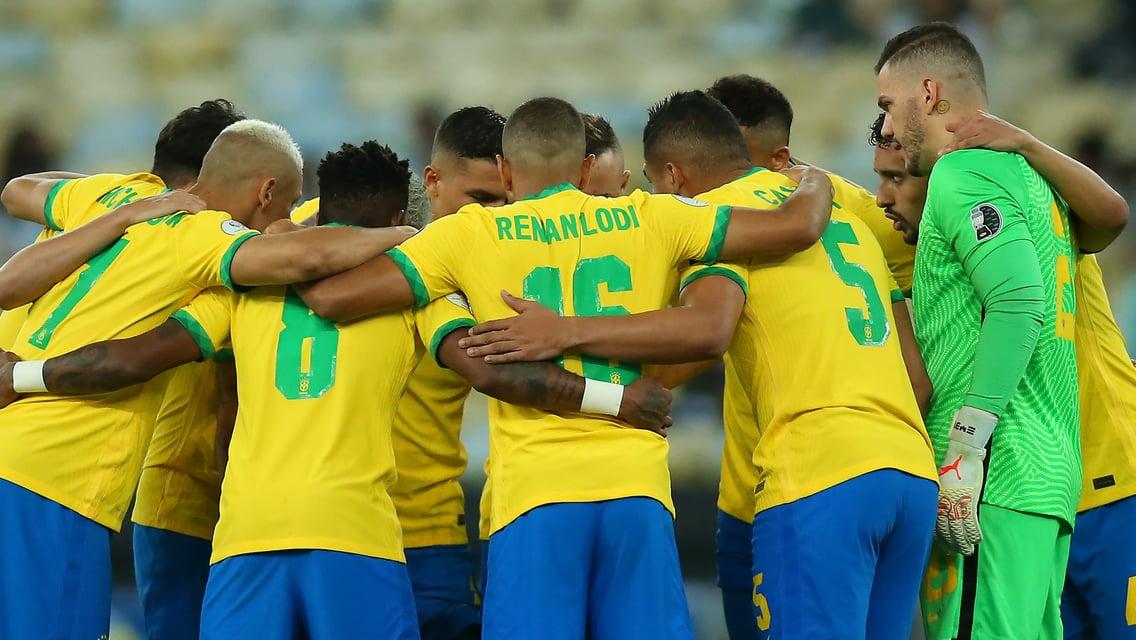 코파 결승전에서 뼈아픈 패배를 당한 브라질
