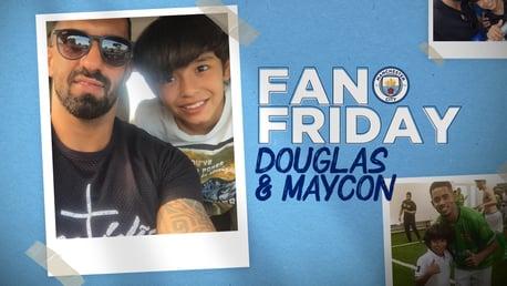 Fan Friday: ดั๊กลาส & ไมค่อน คาร์โดโซ่