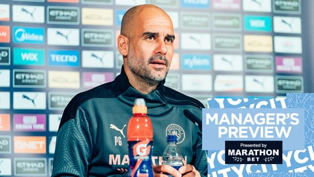 Guardiola on transfer window and Christmas scheduling