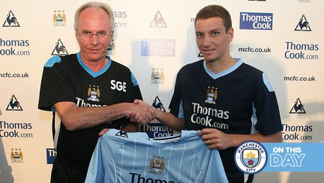 On this day: Elano signs for City