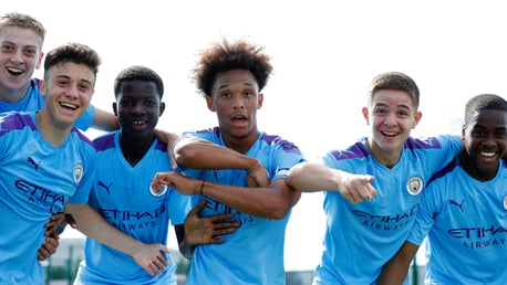 FIVE-STAR CITY: What a performance!