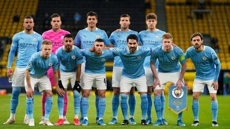 Skuad City Berangkat ke Semifinal Liga Champions di Paris