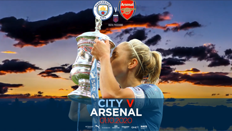 City v Arsenal: Free digital matchday programme