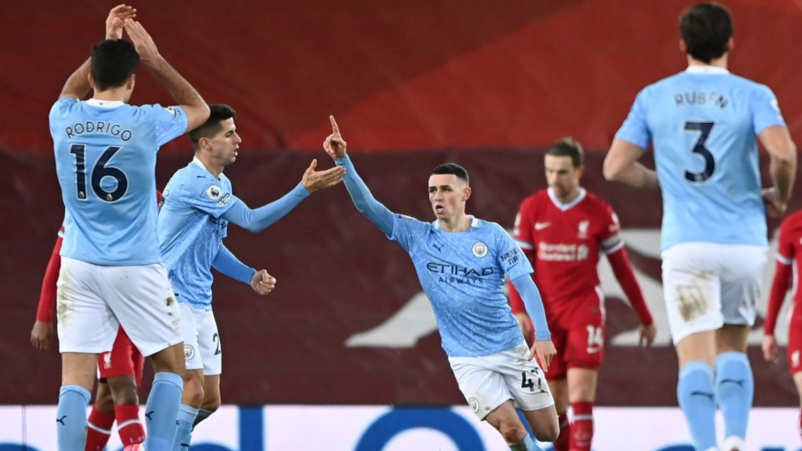 Flourishing Foden: 'He's got all the talent in the world'