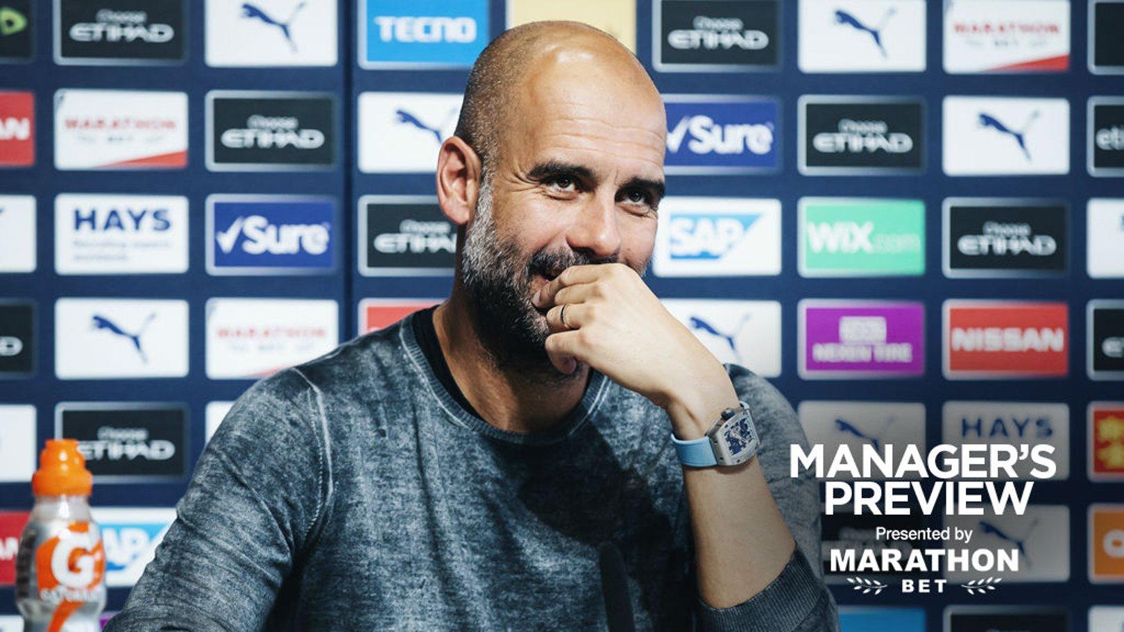 Guardiola's praise for 'game-changer' Mahrez