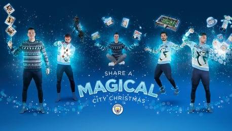 Surpresa de Natal Cadbury Cityzens 2020