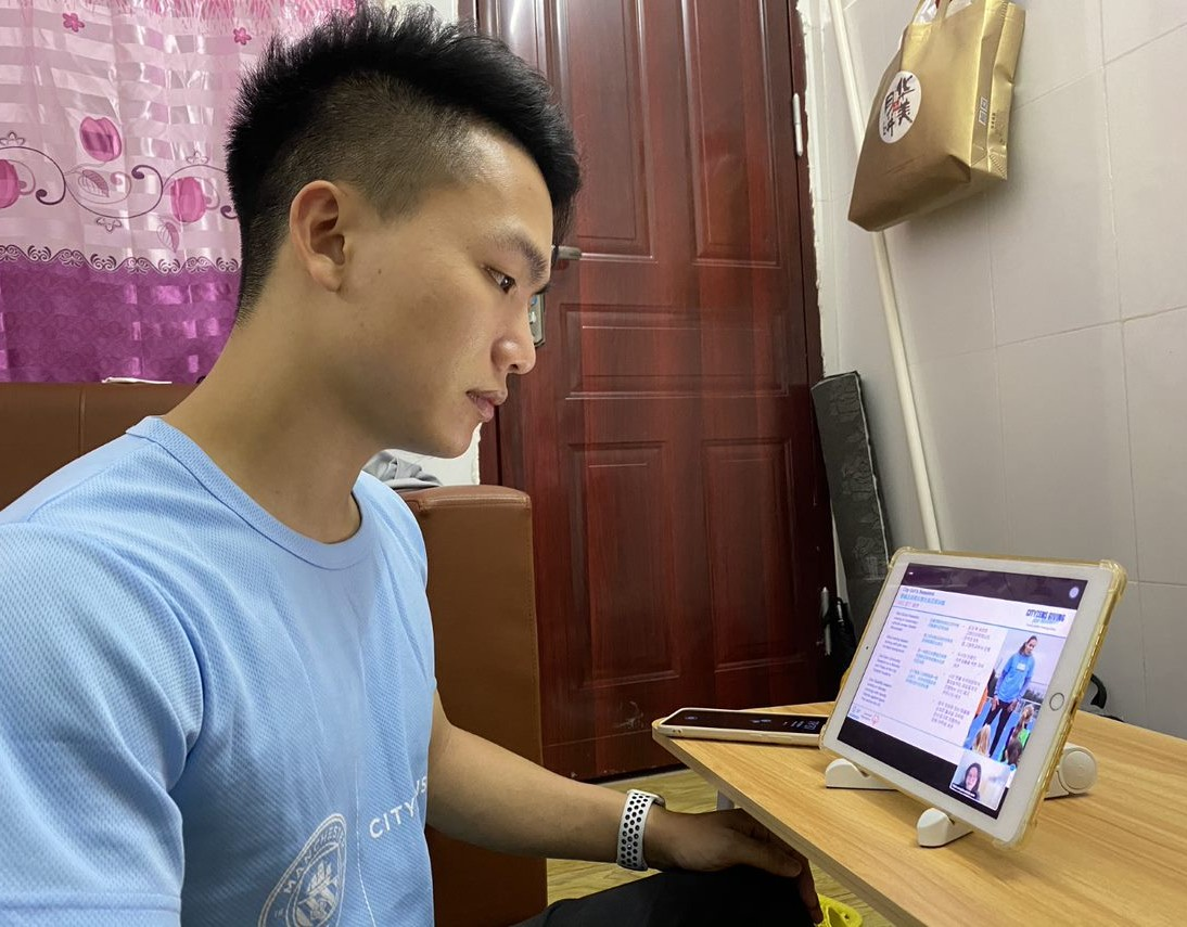 Cityzens Giving delivers digital training to 200 young leaders across China
