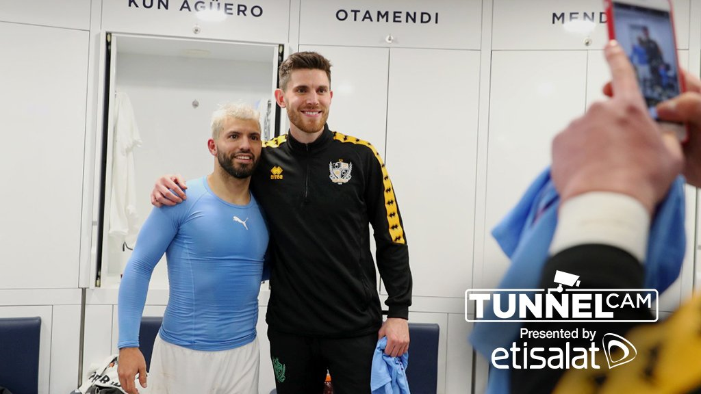 TUNNEL CAM: Behind-the-scenes of our FA Cup win over Port Vale