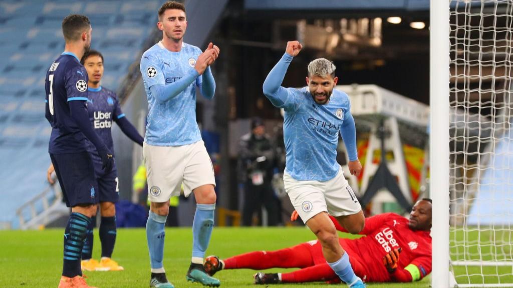 Highlights: City 3-0 Marseille