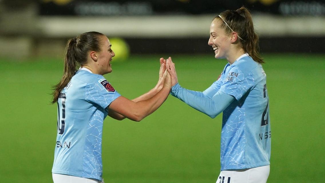 City v Göteborg FC v City: UWCL R32 match preview