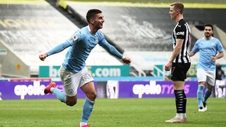 Newcastle 3-4 City: Cuplikan Lengkap