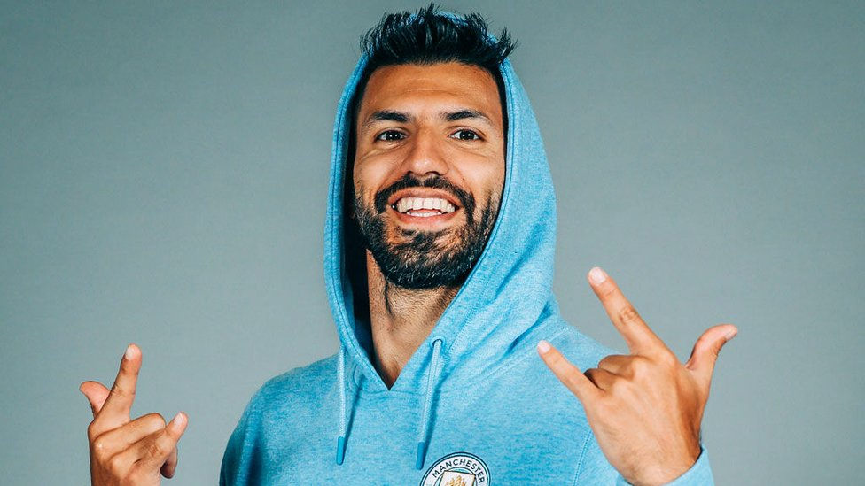 READY FOR MORE CHALLENGES : Sergio Aguero