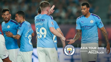 TOUR: Lukas Nmecha says he is in the perfect place to improve
