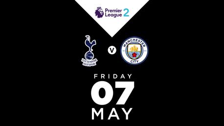 WATCH LIVE: Tottenham Hotspur v City EDS PL2