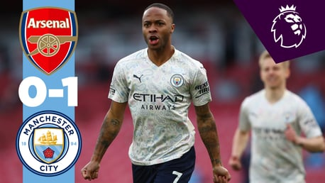 Arsenal 0-1 City: resumen breve