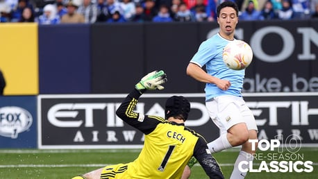 Pre-season classics: City 5-3 Chelsea 2013