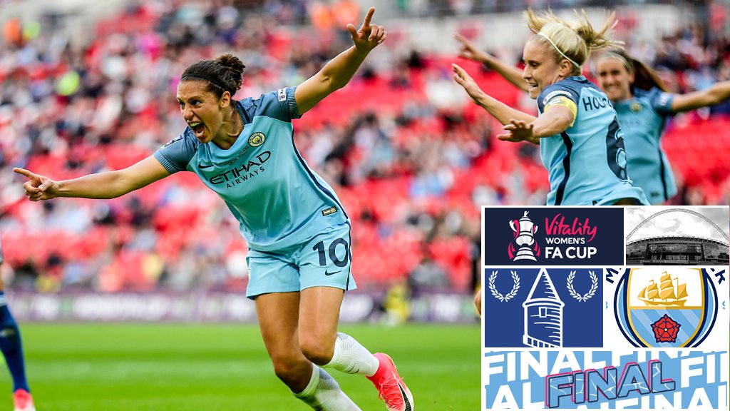 Carli Lloyd joins WNRH line-up for FA Women's Cup Final