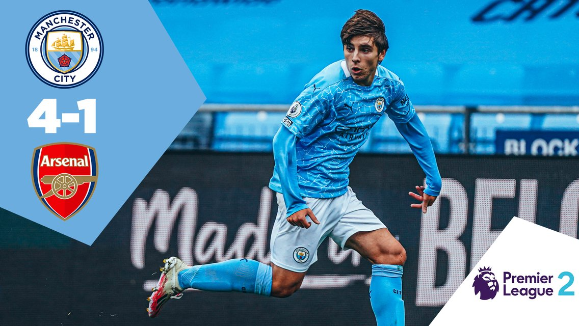 Full Match Replay: City EDS 4-1 Arsenal