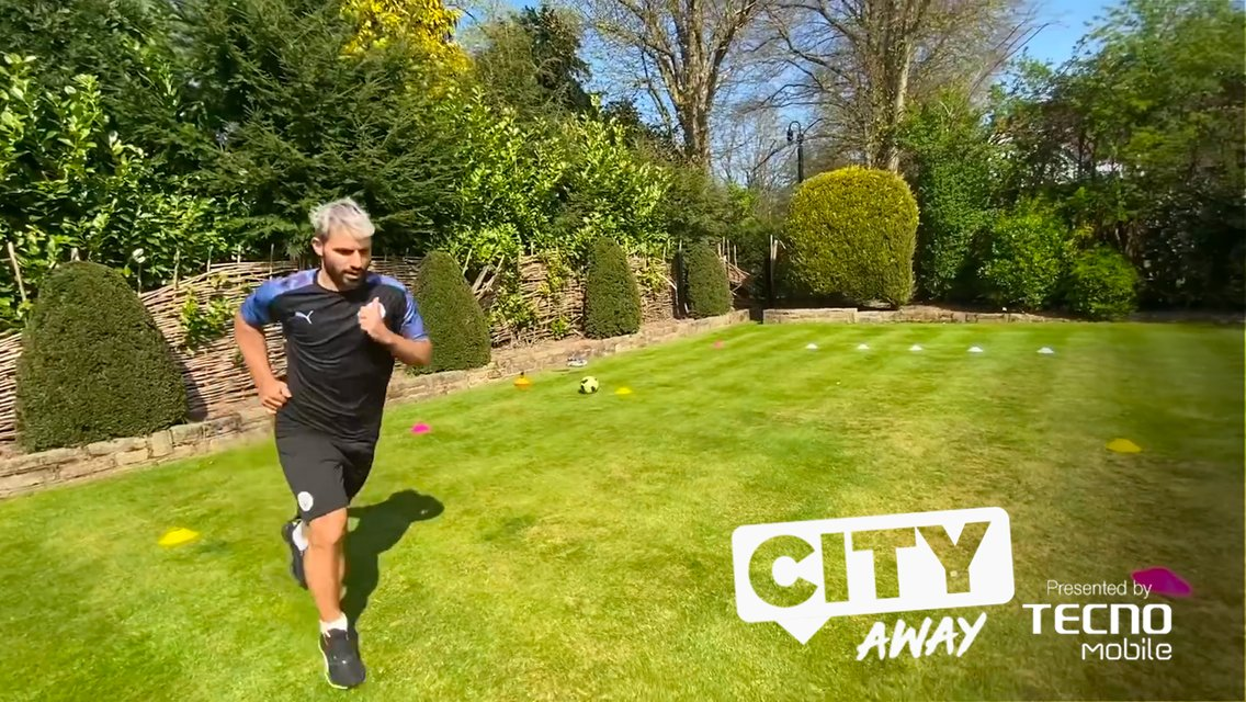 City Away #7: Train hard, play hard
