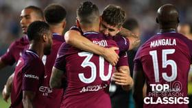 كلاسيكيات ودية: ريال مدريد 1-4 السيتي 2017